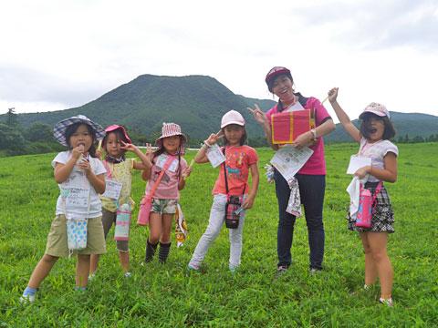 チャレンジ冒険キャンプ3DAYキャンプ